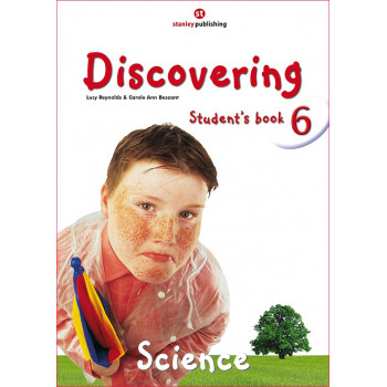 Discovering Science 6...