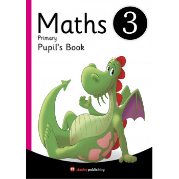 Maths 3 Pupil Book Primary...
