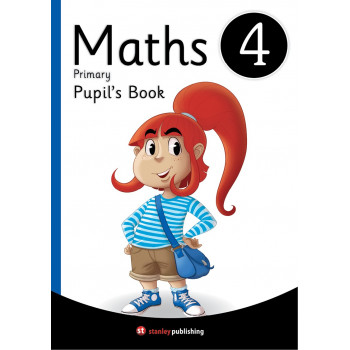 Maths 4 Pupil Book Primary...