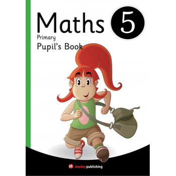 Maths 5 Pupil Book Primary...